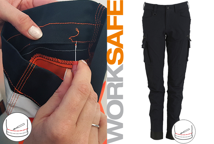 Worksafe Longer Legs